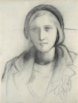Marie-Therese-Walter-sketch-by-Pablo-Picasso-1927